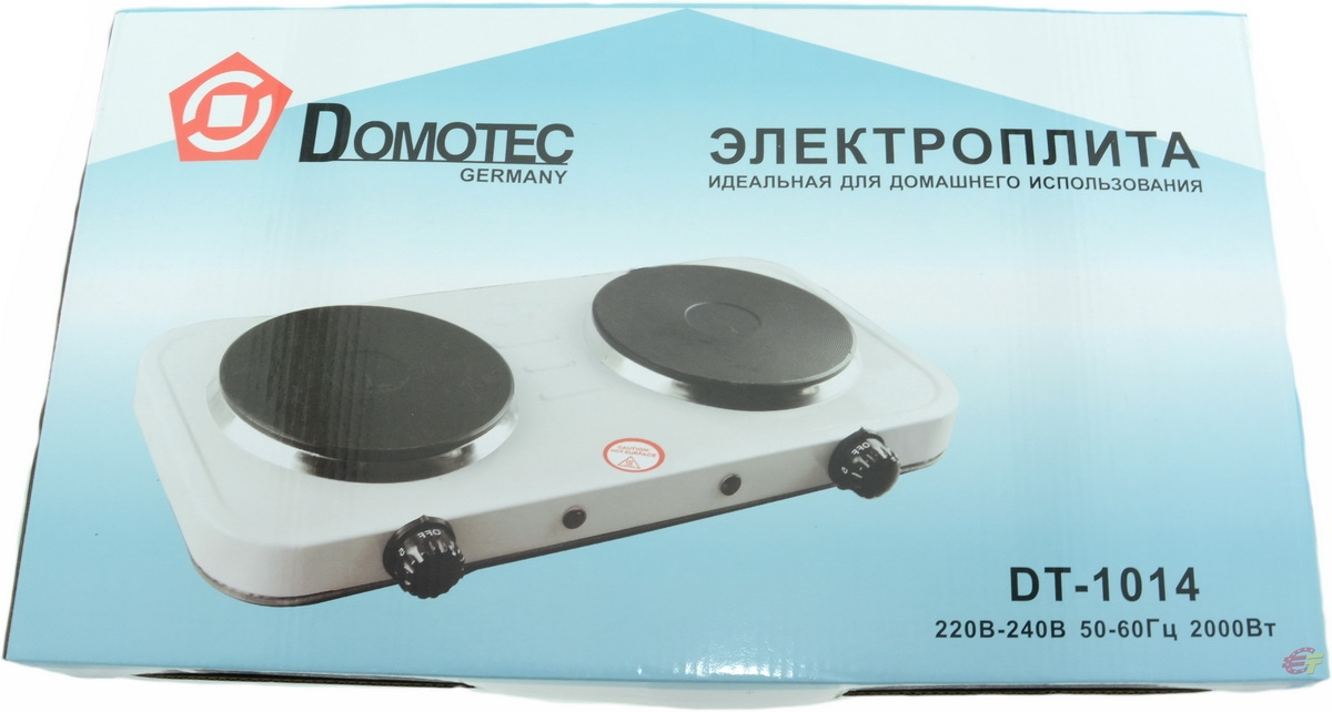 Електрична плитка Domotec DT-1014 - фото 4.