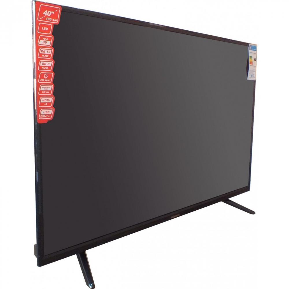 LED телевізор Grunhelm GTV40T2F - фото 4.