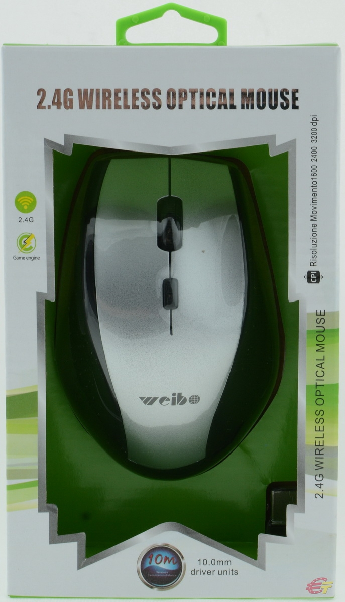 Мышь Weibo RF-WB-707 - фото 7.