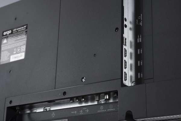 Smart телевізор Ergo LE55CU6530AK - фото 8.