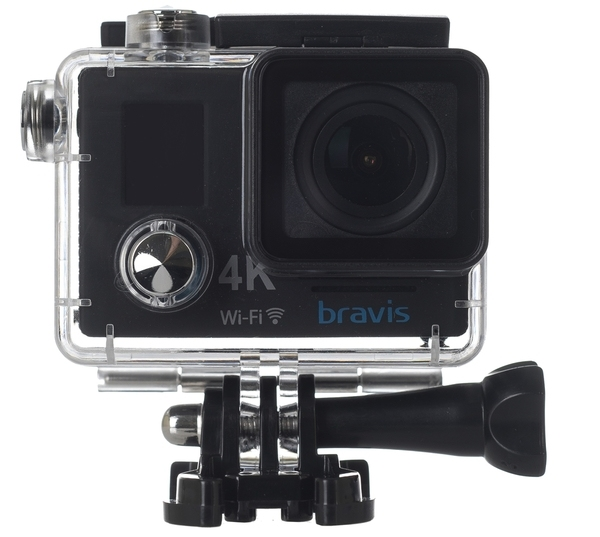 Экшн-камера Bravis А5 Black - фото 6.
