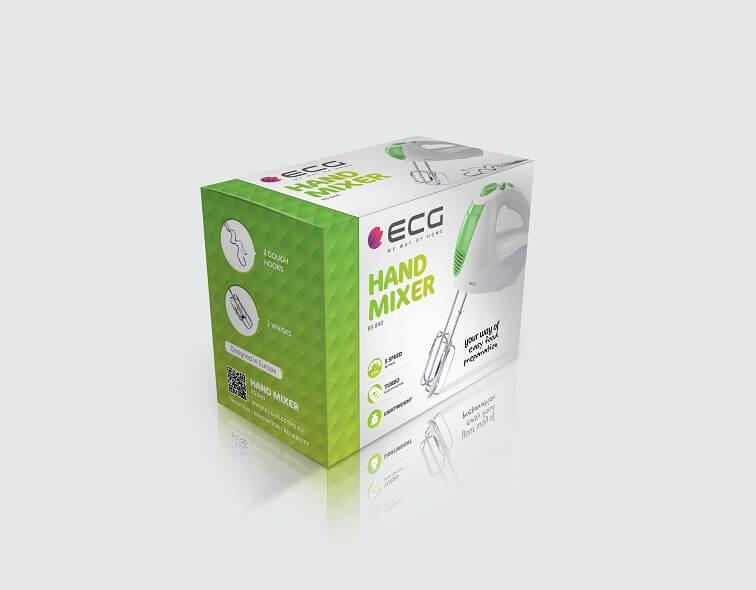 Міксер ECG RS 840 - фото 6.