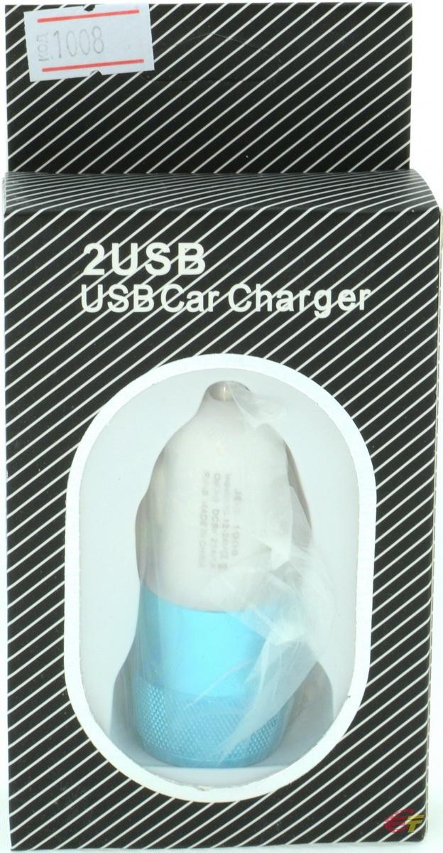 Зарядний пристрій Car Charger 1008 - фото 7.