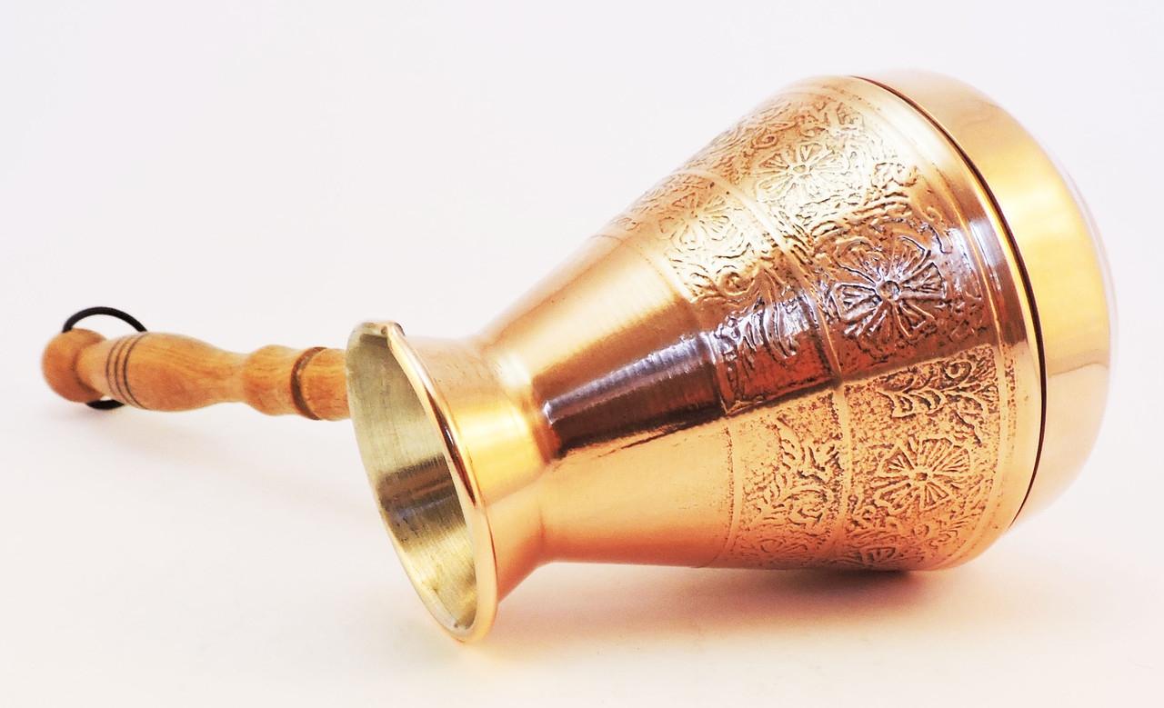 Турка Сторчай Квітковий орнамент 320 мл (4627) - фото 4.