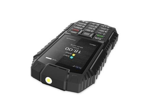 Мобільний телефон Sigma mobile X-treme DT68 Black - фото 7.