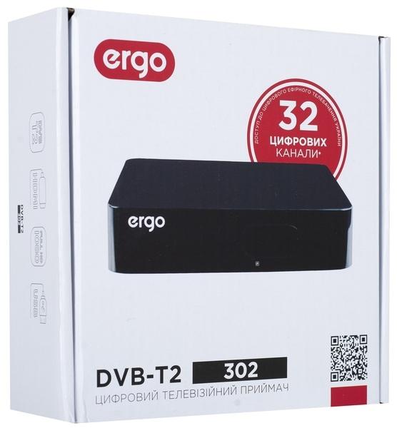 Ресивер Ergo DVB-T2 302 - фото 9.