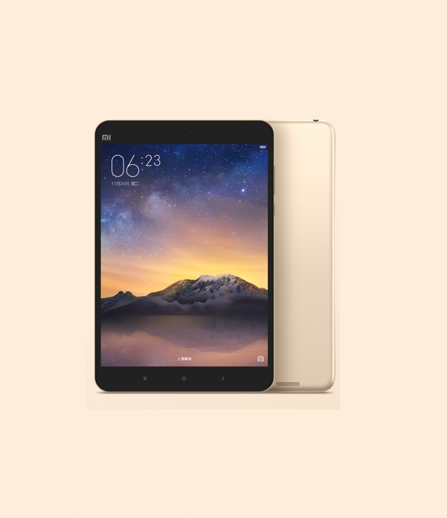 Планшет Xiaomi Mi Pad 2 Gold 16 Gb - фото 6.