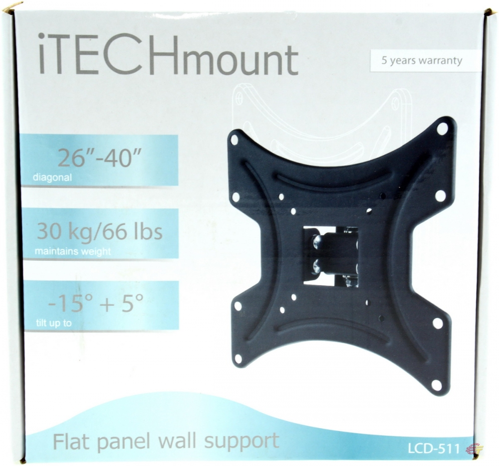 Кронштейн iTech LCD-511 - фото 7.
