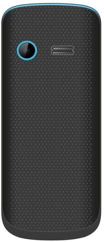 Мобільний телефон Maxcom MM-128 Black-Blue - фото 4.