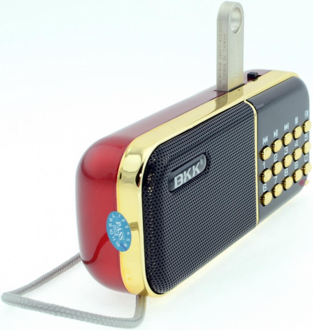 Радио BKK B-837 - фото 5.