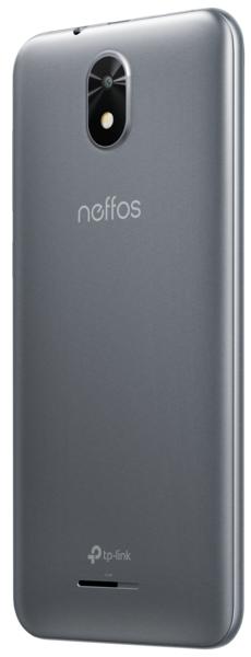 Смартфон TP-Link Neffos C5 Plus 1/8GB Grey - фото 6.