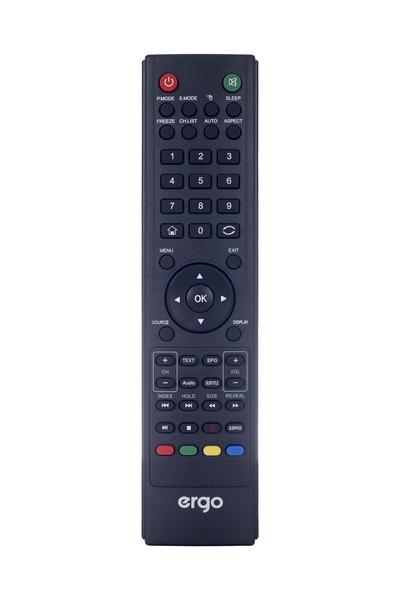 Smart телевізор Ergo LE43CU6530AK - фото 11.