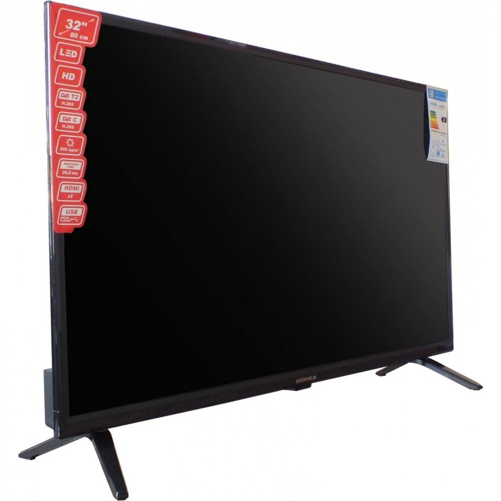 LED телевізор Grunhelm GTV32T2 - фото 9.