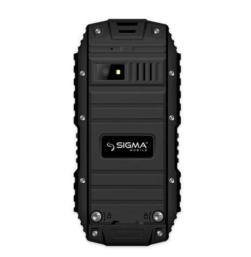 Мобільний телефон Sigma mobile X-treme DT68 Black-Red - фото 3.