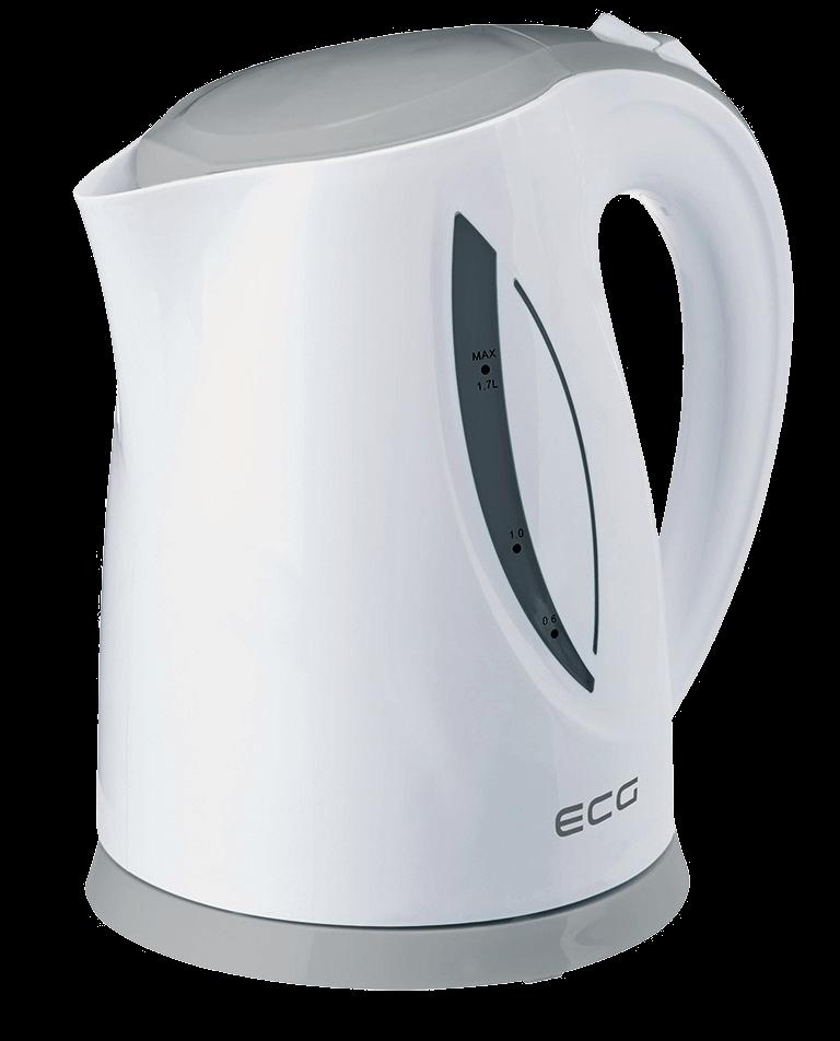 Чайник ECG RK 1758 Grey - фото 7.