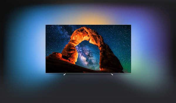 Smart телевізор Philips 55OLED803/12 - фото 4.