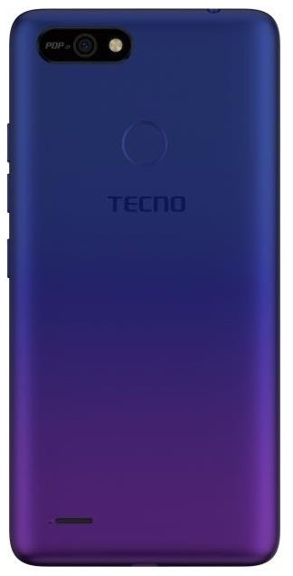 Смартфон Tecno Pop 2F (B1F) 1/16GB Dual Sim Dawn Blue  - фото 3.