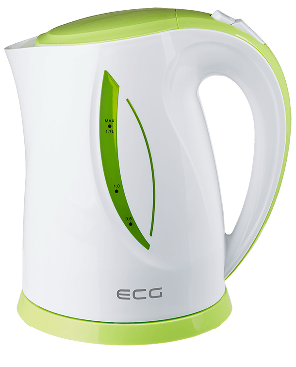 Чайник ECG RK 1758 Green - фото 3.