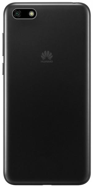 Смартфон Huawei Y5 2018 Black - фото 3.