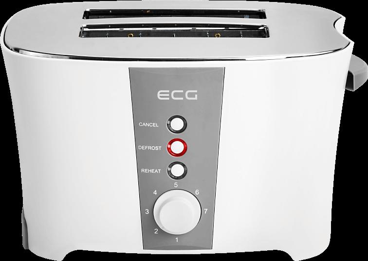Тостер ECG ST 818 - фото 4.