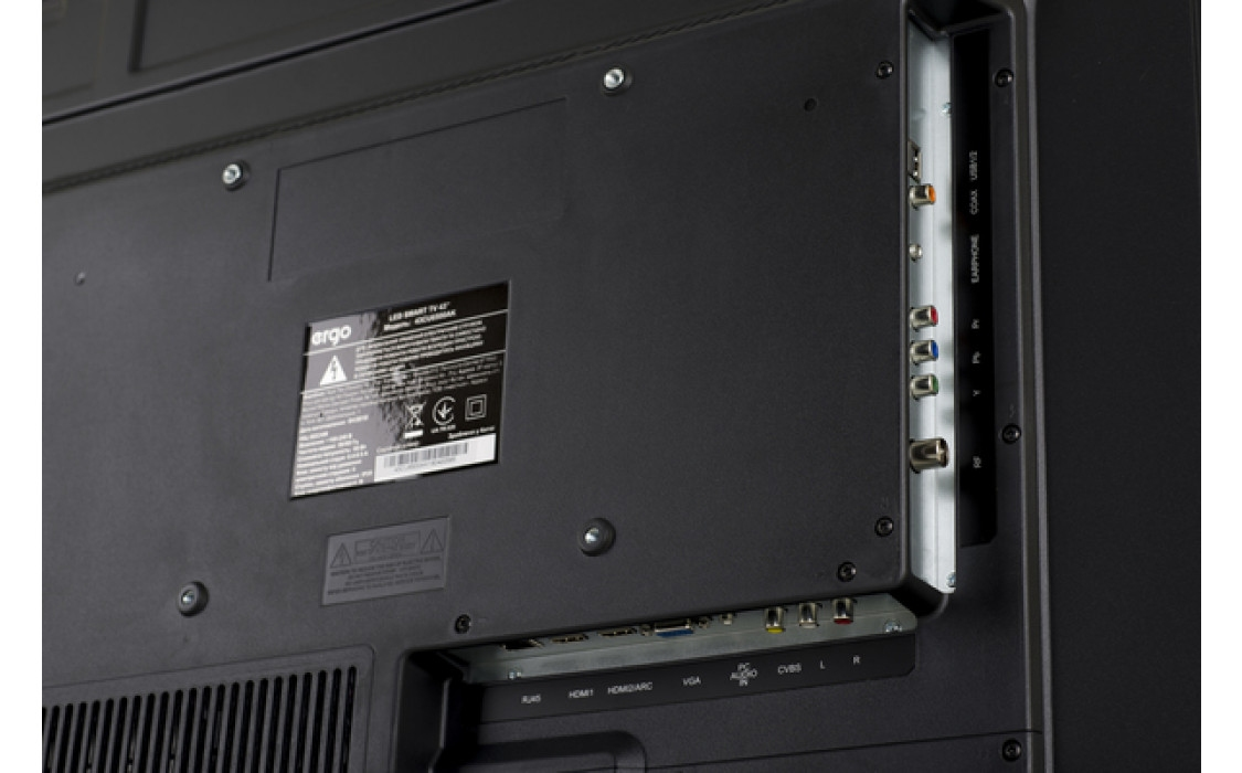 Smart телевізор Ergo 49CU6500AK - фото 7.