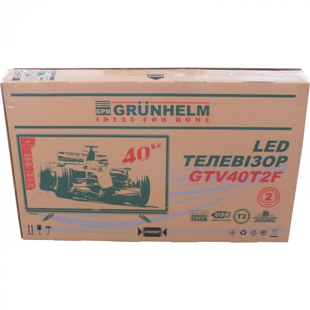 LED телевізор Grunhelm GTV40T2F - фото 14.
