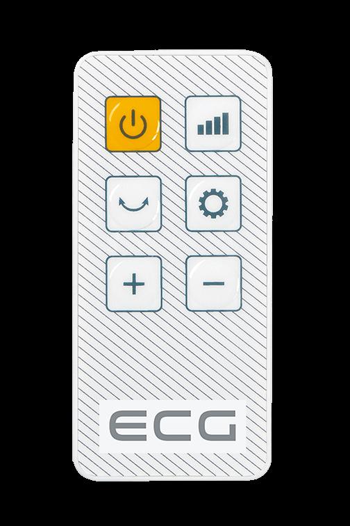 Обігрівач керамічний ECG KT 300 HM - фото 8.