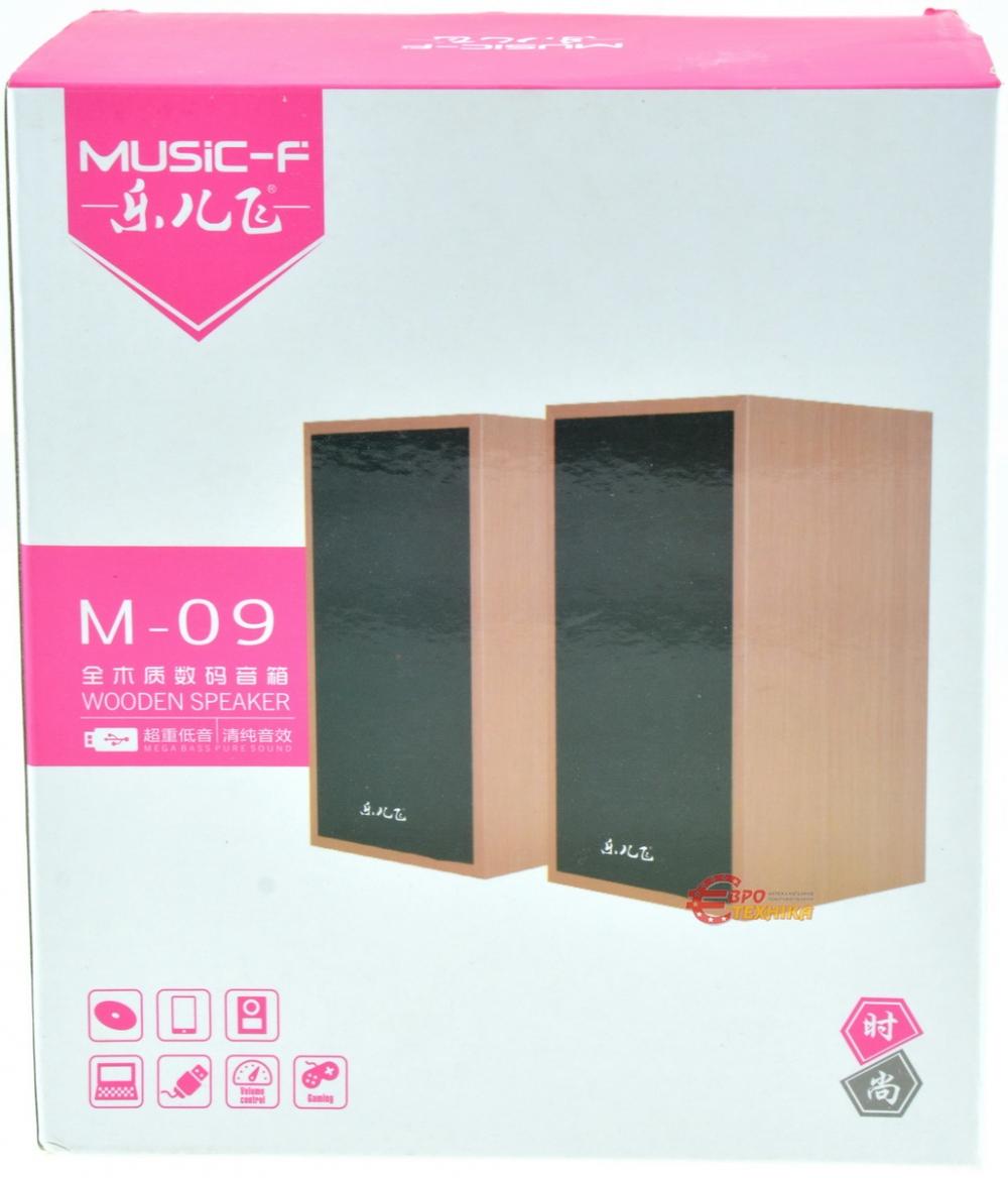 Акустика Music-F M-09 - фото 6.