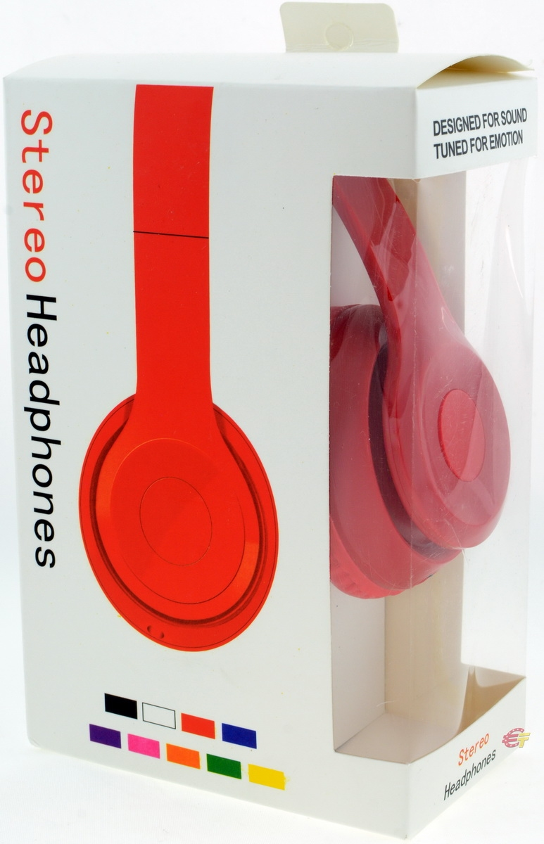 Наушники Stereo Headphones BS-550 - фото 16.