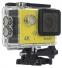 Экшн-камера Bravis А3 Yellow - фото 7.