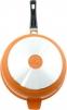 Сковорода Bohmann BH-6524WCR Orange - фото 9.