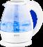 Чайник ECG RK 1520 Glass - фото 3.