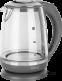 Чайник ECG RK 2020 Grey Glass - фото 7.