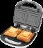 Бутербродниця ECG S 399 3в1 White - фото 13.
