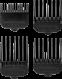 Машинка для стрижки ECG ZS 1020 Black - фото 7.