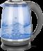 Чайник ECG RK 2020 Grey Glass - фото 5.