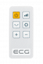 Обігрівач керамічний ECG KT 300 HM - фото 13.