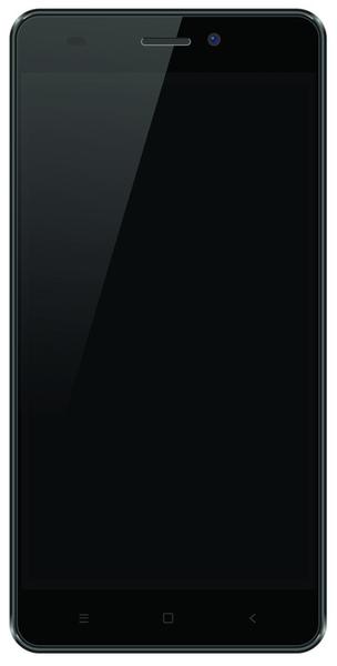 Смартфон Bravis A503 JOY Dual Sim Black - фото 2.