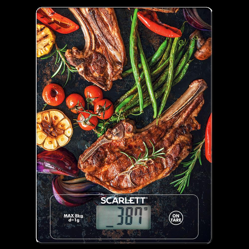 Вага кухонна Scarlett SC-KS57P39 - фото 2.