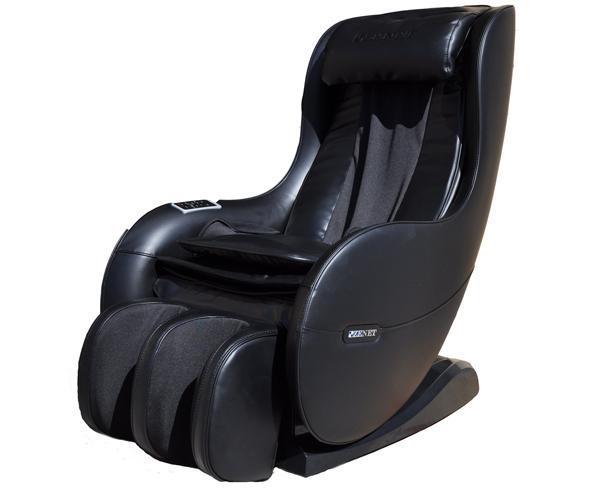 Масажне крісло ZENET ZET-1280 чорний - фото 2.