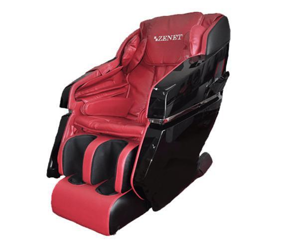 Масажне крісло ZENET ZET 1670 вишневий - фото 2.