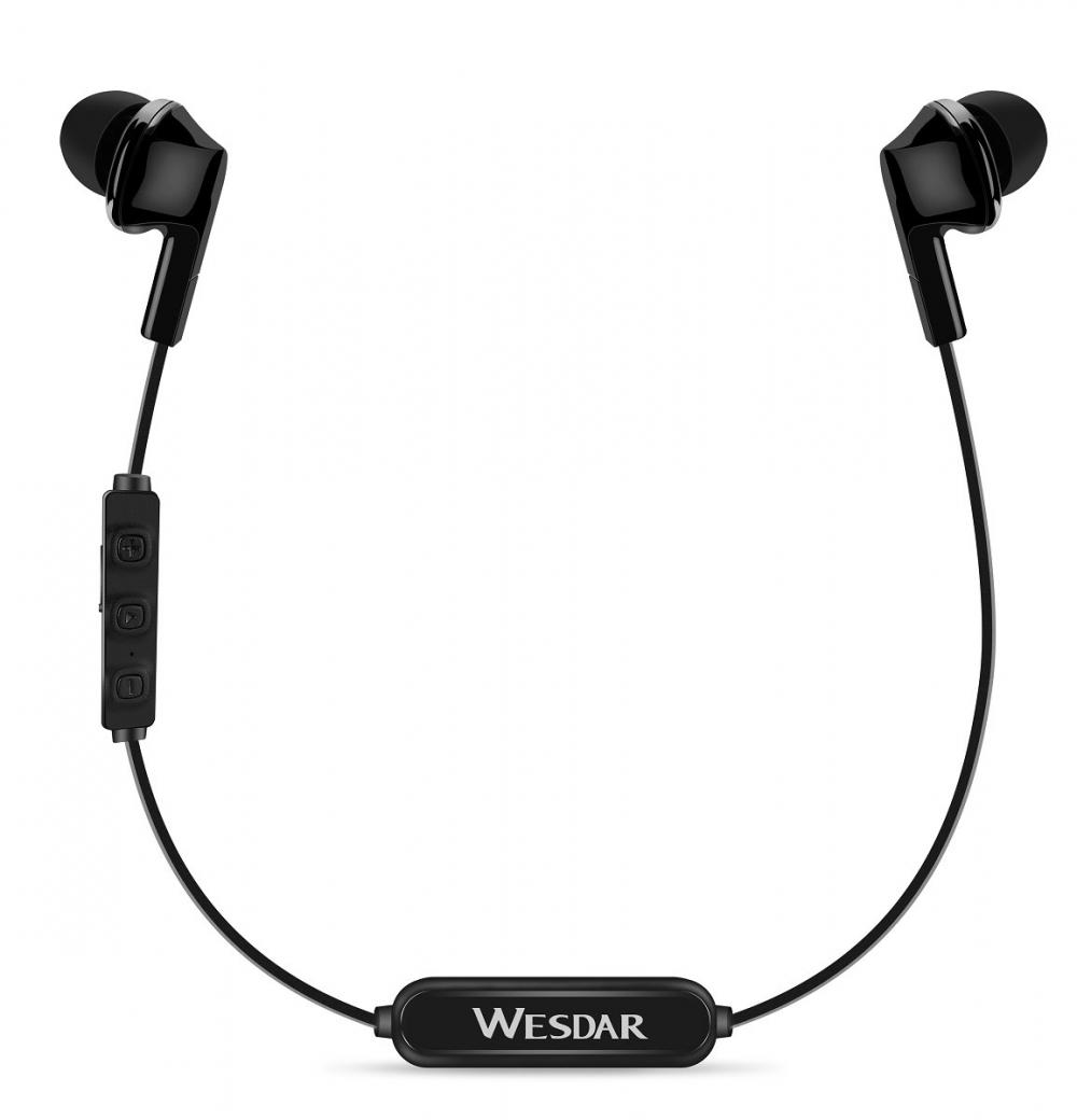 Наушники Wesdar R26 Bluetooth - фото 2.