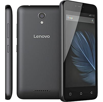 Смартфон Lenovo A Plus (A1010a20) Dual Sim Black - фото 2.