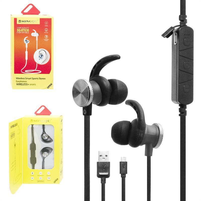 Навушники Bluetooth SQ-BT630 - фото 2.