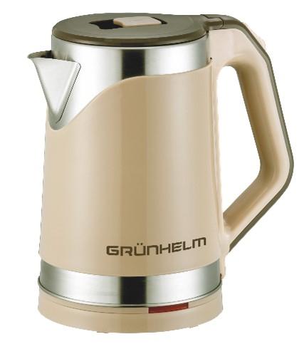 Чайник Grunhelm EKS-1857SB - фото 2.