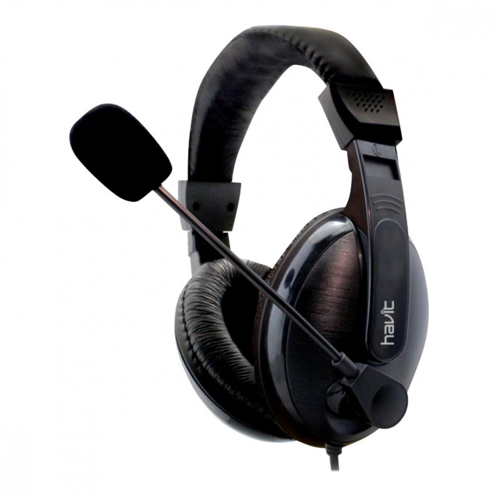 Навушники Havit HV-H139D Black - фото 2.