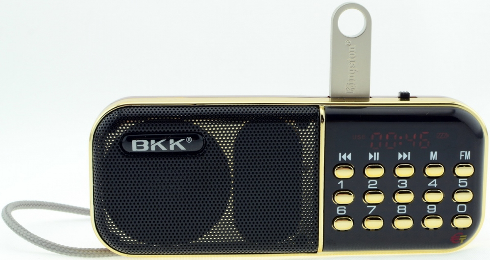 Радио BKK B-837 - фото 2.