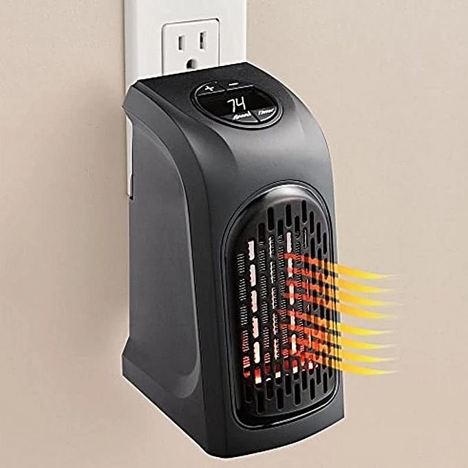 Портативний обігрівач Handy Heater 400 Вт - фото 2.
