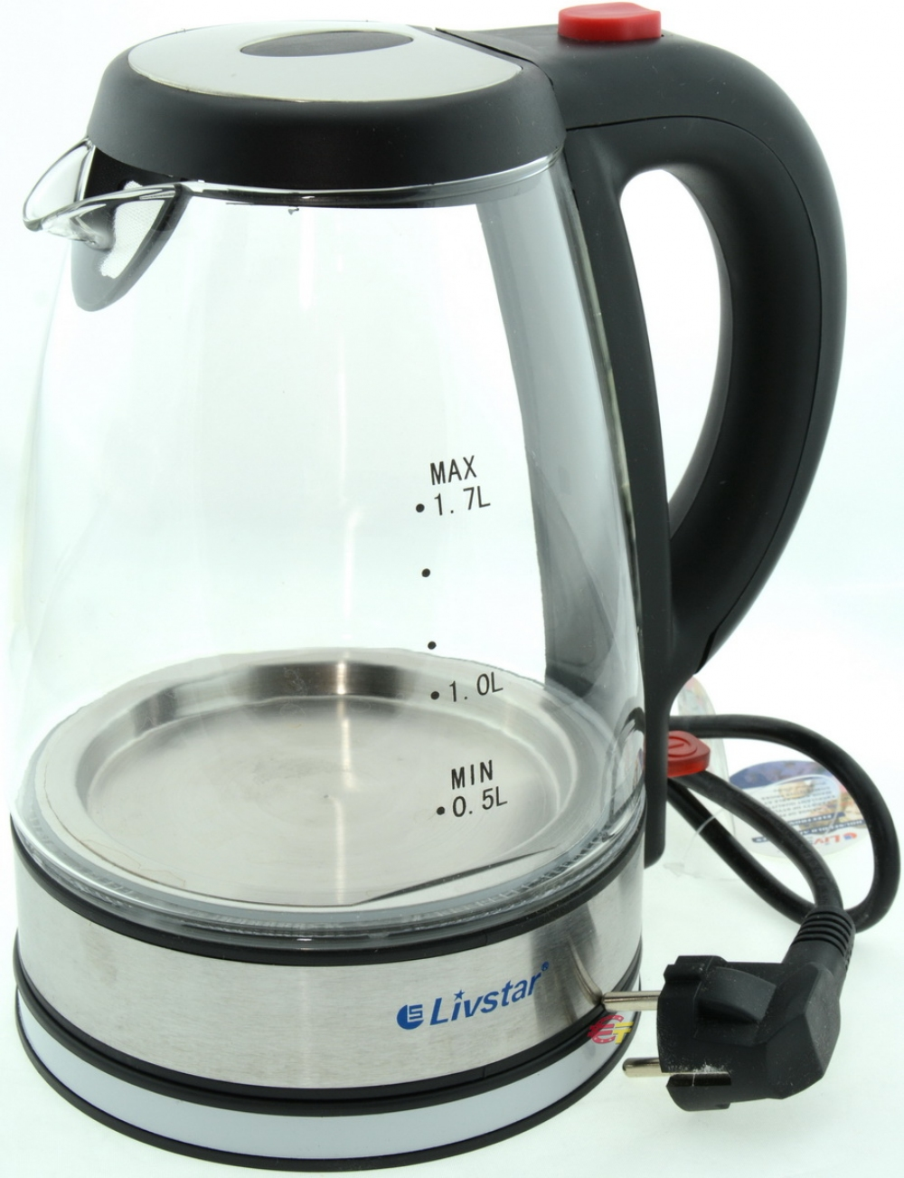 Чайник Livstar LSU-1122 - фото 2.