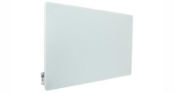Обігрівач інфрачервоний скляний SunWay SWG 450 RA Білий - фото 2.